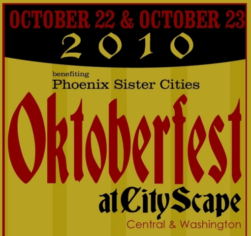 Oktoberfest at CityScape