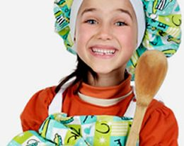Oven Mitt Kids July Cooking Classes