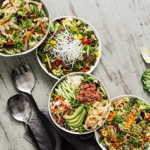pei wei salads