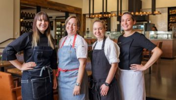 Yasss, Culinary Queens: Fierce Females at the Phoenician Dining Series