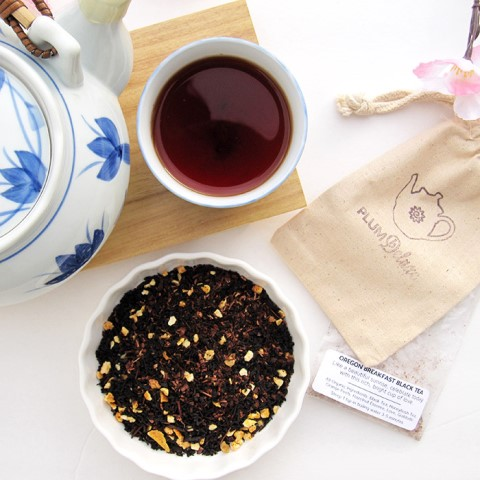 plux deluxe Tea