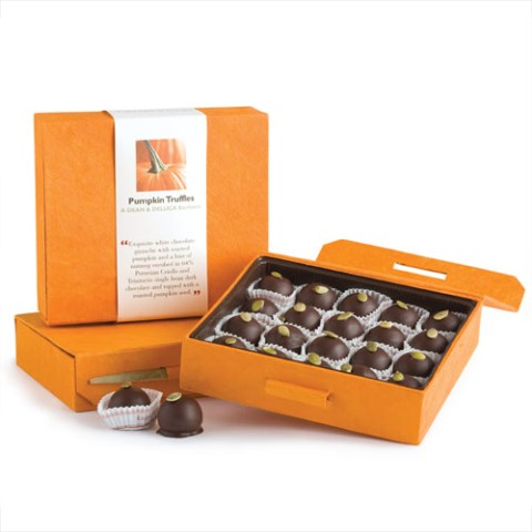 pumpkin-truffles