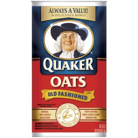 Steel-cut oatmeal is when the  Quaker Steel Cut Oats