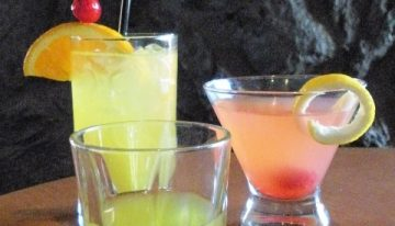 Back to School Party and Cocktail Recipes from RA