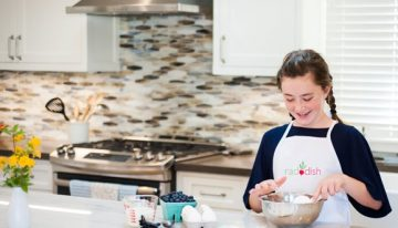 Raddish: Getting Kids in the Kitchen