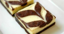 Recipe: Cream Cheese Brownies From New Cookbook, Sweetness