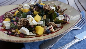 Recipe: Hibiscus Salad
