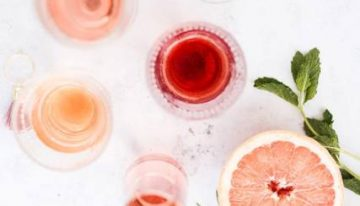 The Montauk Hosts Daily Rosé Tastings