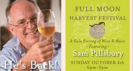 Weekend Harvest Events: Moonlit Showcase & Tasting and Quiessence Harvest Moon Festival