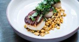 Recipe: Pan-Roasted Diver Scallops