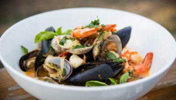 Recipe: Seafood Stew