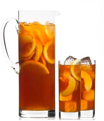 southern tea punch