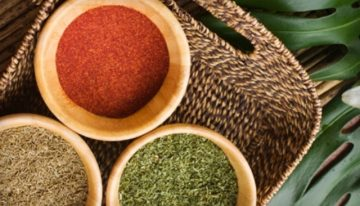 All-Natural Products from Local Spice Company