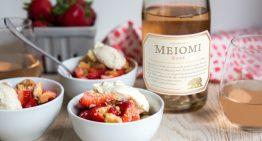 Recipe: Strawberry Shortbread Dessert
