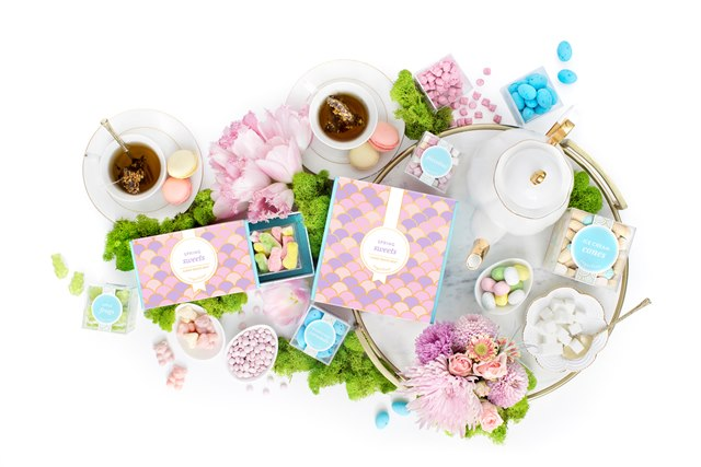 sugarfina Spring Sweets Lifestyle - Horizontal