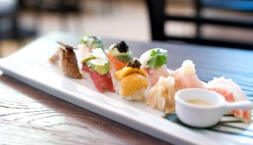 June 18: Celebrate International Sushi Day at Sushi Roku