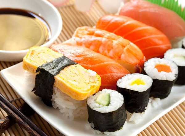 How to Order Healthy Sushi