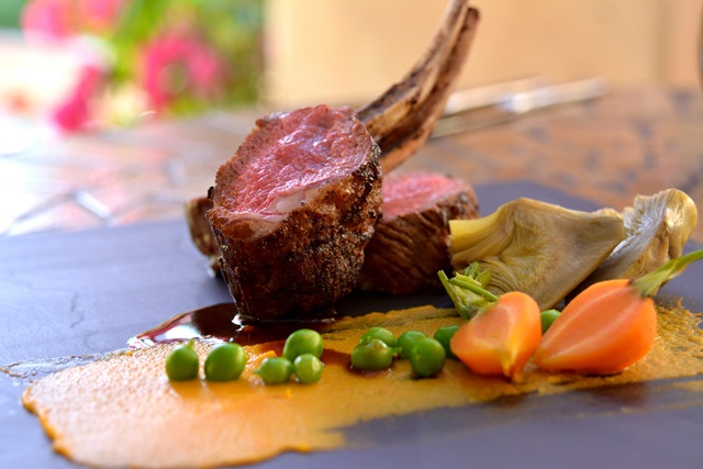t. cook's Colorado Lamb Rack