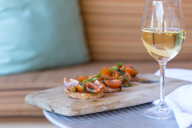 Apertivo Hour at Taggia at FireSky Resort & Spa