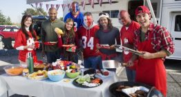 Recipes: Healthy Tailgating