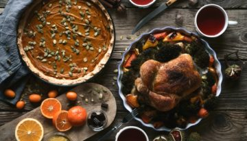 Thanksgiving Day Dining in Phoenix 2016
