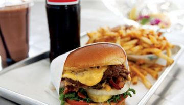 Five Faves: Johnjay Van Es' Top Burgers