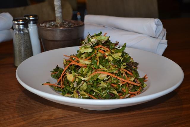the standard salad