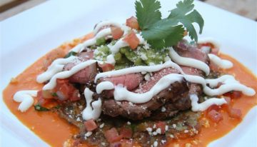 Arizona Restaurant Week Recipe: Carne Asada on Potato Pancake