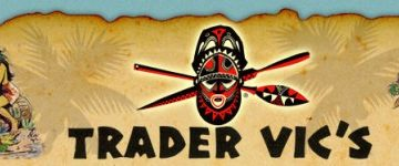 Trader Vic's 3 Year Anniversary Celebration