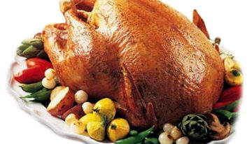 Chefs Share Thanksgiving Turkey Tips