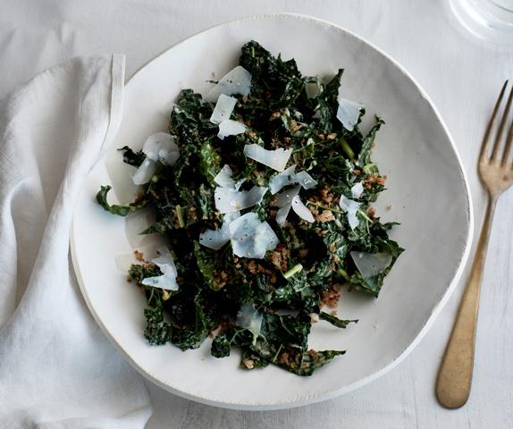 True Food Kitchen Phoenix Az: Recipes: True Food Kitchen's Tuscan Kale Salad