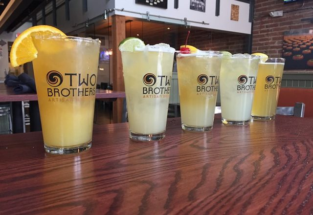 Two Brothers Tap House & Brewery's Summer Brews