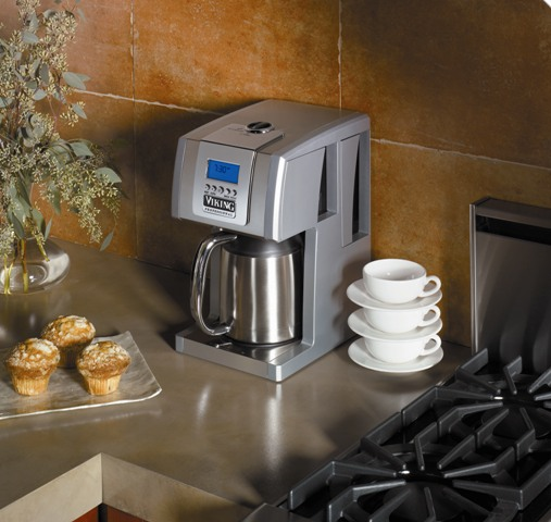 How To Use Viking Professional Coffee Maker : New Hand Mixer and Coffee Maker from Viking