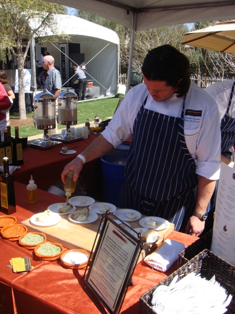 Chef Claudio Urciuoli of Prado