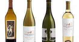 4 Bottles of White for Winding Down Summer