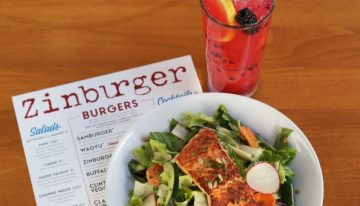 A Taste of What's New at Zinburger