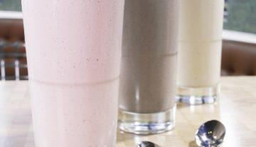 Milkshakes in Phoenix
