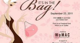 It's in the Bag!: Join and Support the Women's Metropolitan Art's Council