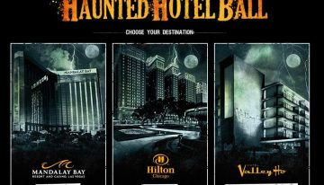 Halloween Haunted Hotel Balls