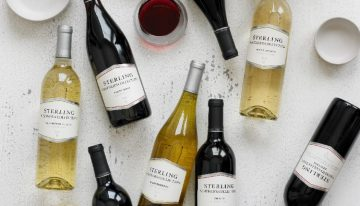 Phoenix Purveyors Host Sterling Vineyard's Sterling Vintners Collection Tastings