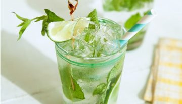 Tasty Low-Calorie Summer Cocktails