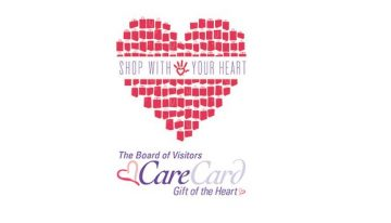 Shop with your Heart: The Board of Visitors Care Card