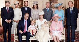 Royal Family Welcomes New Family Member with Charming Photoshoot