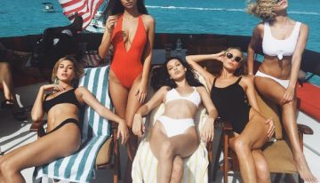 Why the World's Top Models Are All Hashtagging #FyreFestival