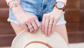 Can't Miss Event: The Perfect Diamond Ring Education + Pamper Party