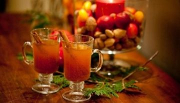 Yummy Holiday Drink Recipes