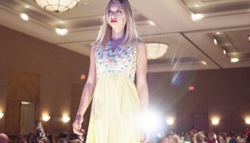 A Peek at Project Pink Vintage Fashion Show with CS Marketing Studio