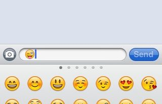 Add Smiley Faces and Icons to Your iPhone Text Messages