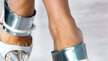 Spring's Eclectic Shoe Trends