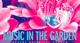 Music in the Garden Series Graces 2010